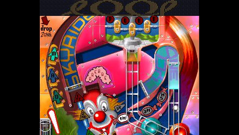 Pinball Fantasies PSP Mini 02