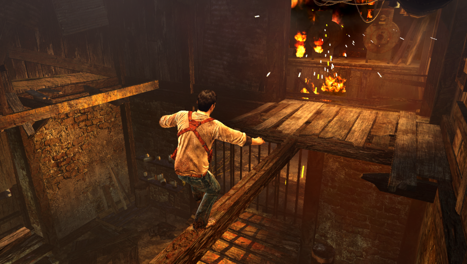 Uncharted Golden Abyss PS Vita 05