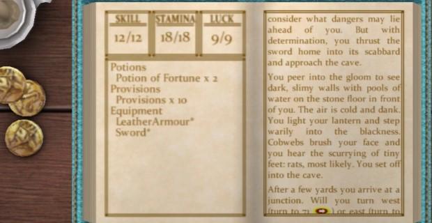 Warlock Of Firetop Mountain PSP Mini