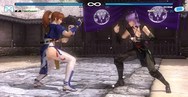 Dead Or Alive 5 PS Vita