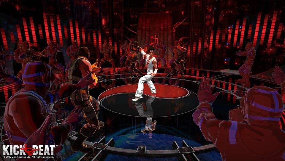 KickBeat PS Vita 02