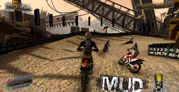 MUD FIM Motocross World Championship PSV