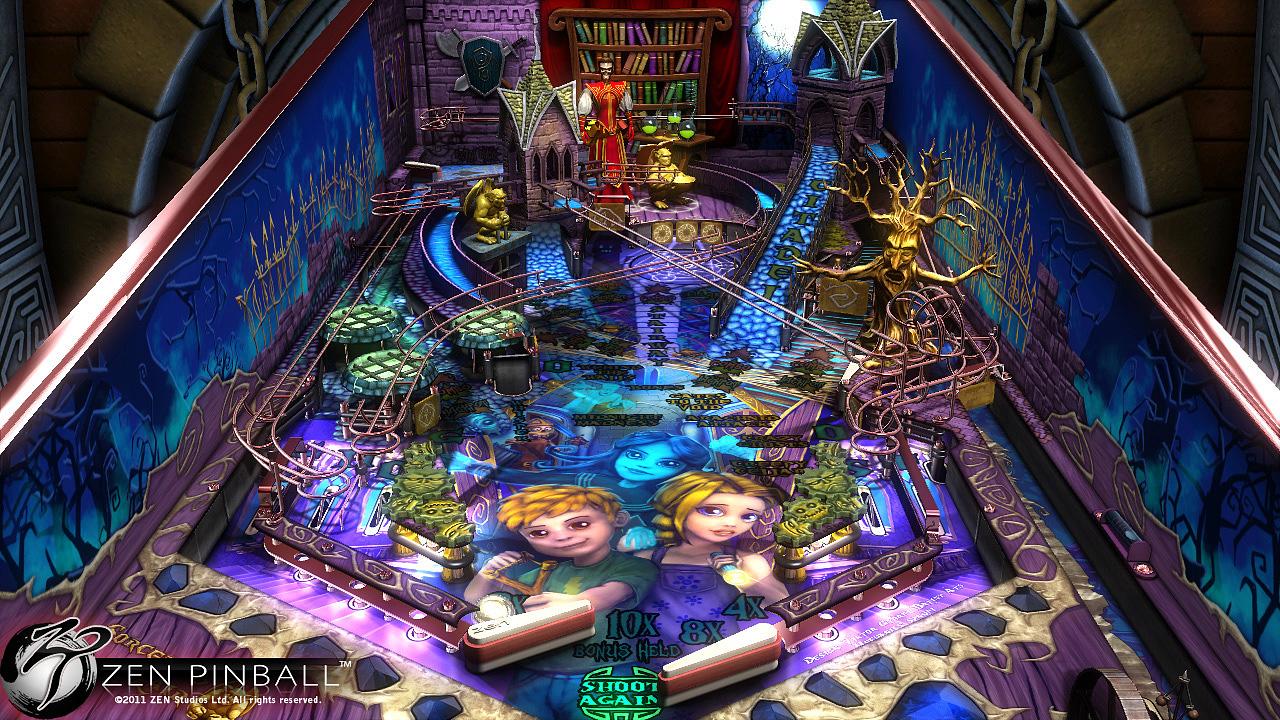 Zen Pinball 2 Sorcerers Lair PS Vita 15