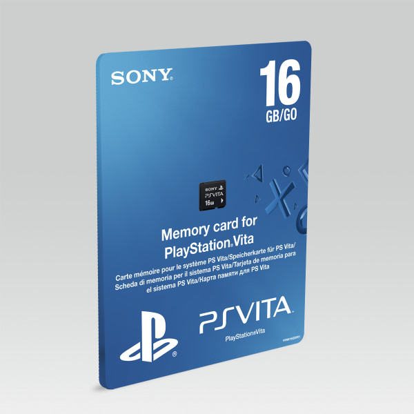 PS Vita - 16Gb Memory Card