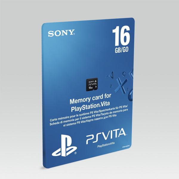 PS Vita - 16Gb Memory Card