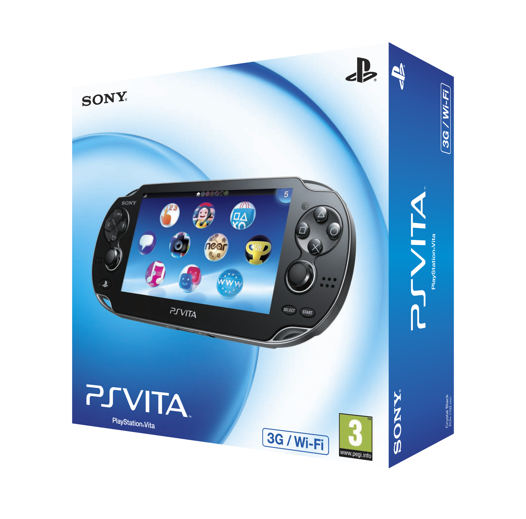 PS Vita - Retail Box