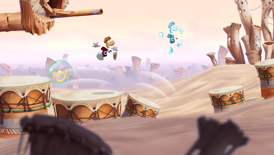 Rayman Origins PS Vita 05