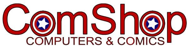 Computers and Comics Logo