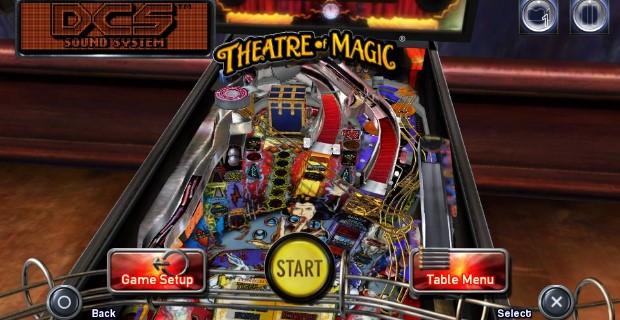 Pinball Arcade PS Vita