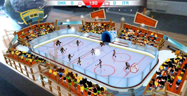 Table Ice Hockey PS Vita