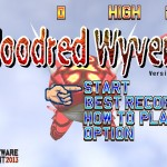 Bloodred Wyvern PlayStation Mobile 01
