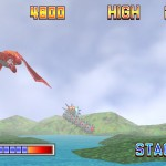 Bloodred Wyvern PlayStation Mobile 06