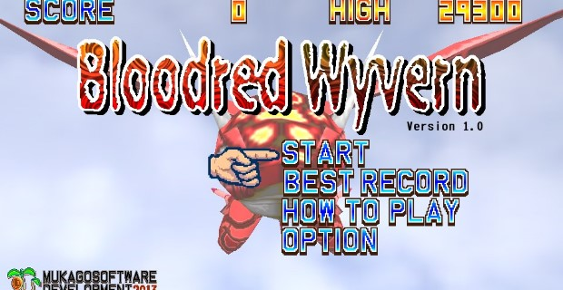 Bloodred Wyvern PlayStation Mobile