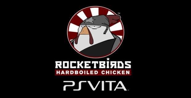 Rocketbirds Hardboiled Chicken PS Vita