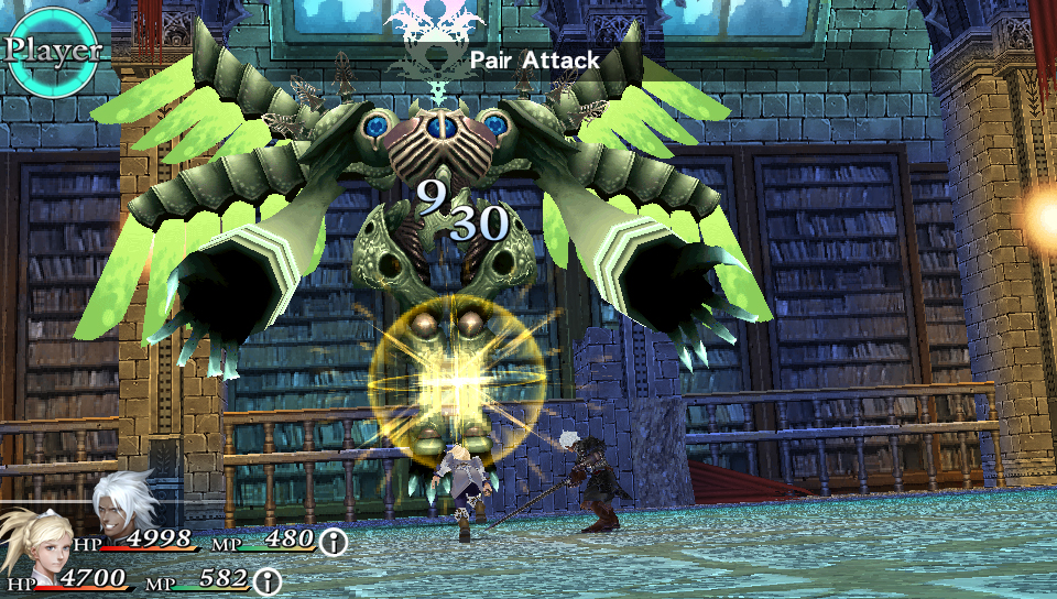 Chaos Rings PlayStation Mobile 01