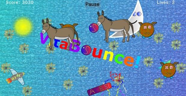 VitaBounce PlayStation Mobile