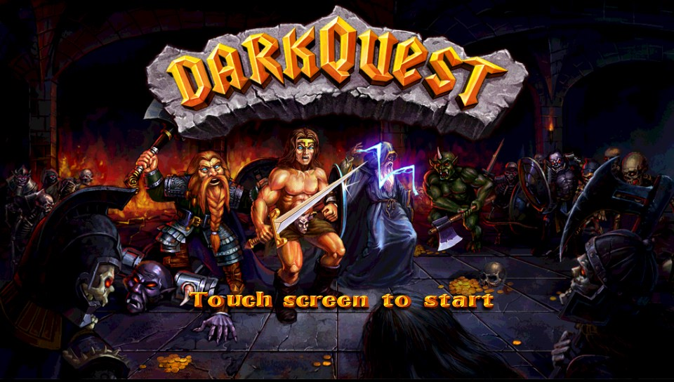Dark Quest PlayStation Mobile 01