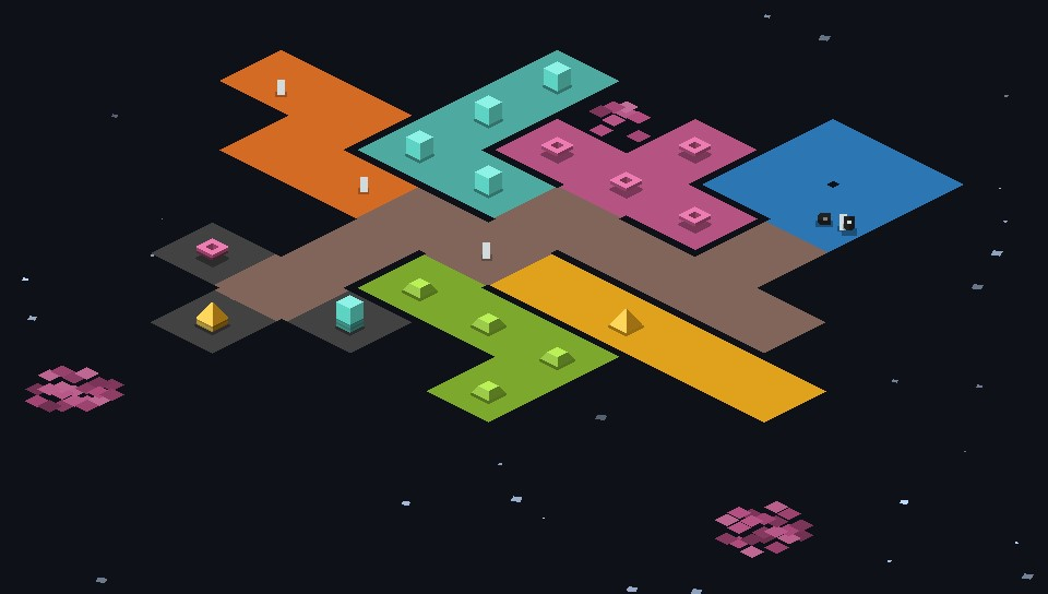 Rymdkapsel PlayStation Mobile 01