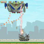 Earth Assault PlayStation Mobile 10