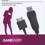 Gameware Link and Charge Cable PS Vita 01