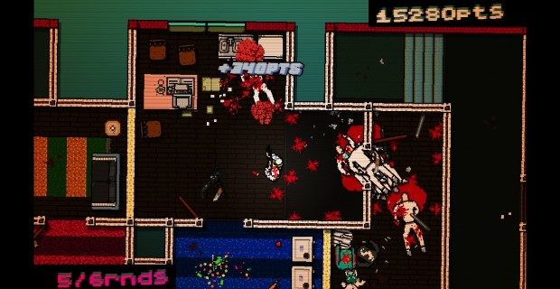 Hotline Miami PS Vita