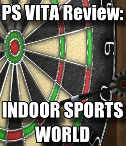 Game Review - Indoor Sports World (PS Vita)