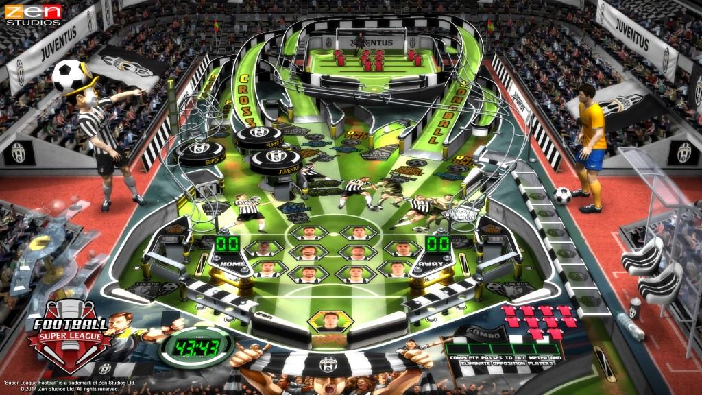 Super League Football PS Vita 05