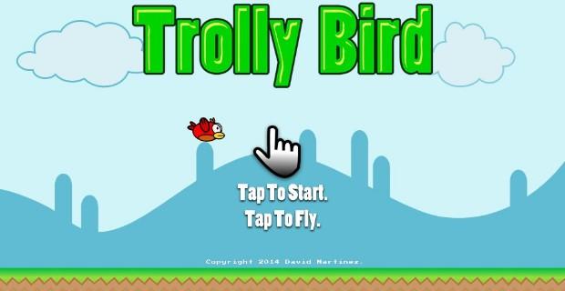Trolly Bird PlayStation Mobile