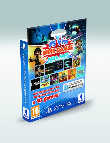 Indie Games Mega Pack PS Vita