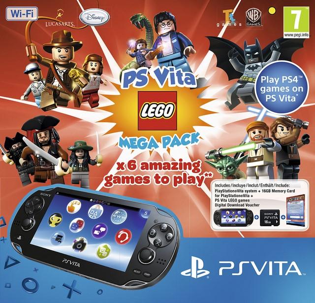 PS Vita LEGO Mega Pack 01