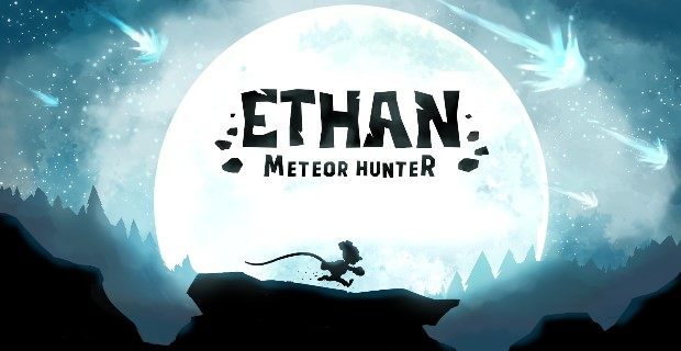 Ethan Meteor Hunter PS Vita