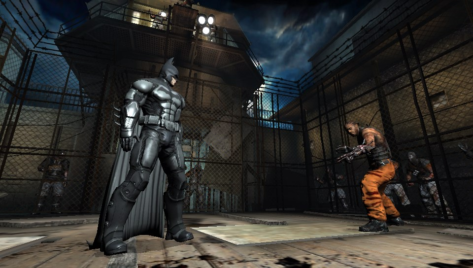 Batman Arkham Origins Blackgate 13