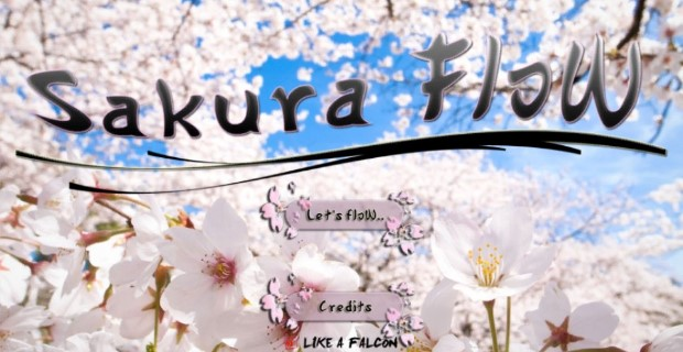 Sakura Flow PlayStation Mobile