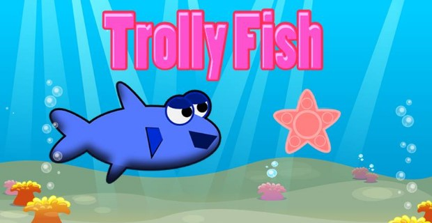 Trolly Fish PlayStation Mobile