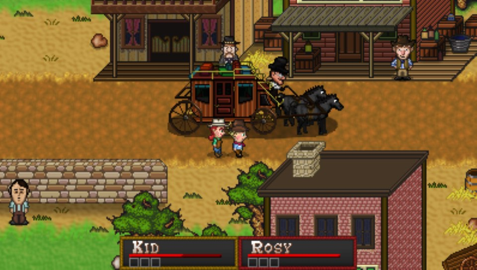 Boot Hill Heroes Part One PlayStation Mobile 01