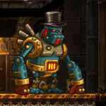 SteamWorld Heist PS Vita 04