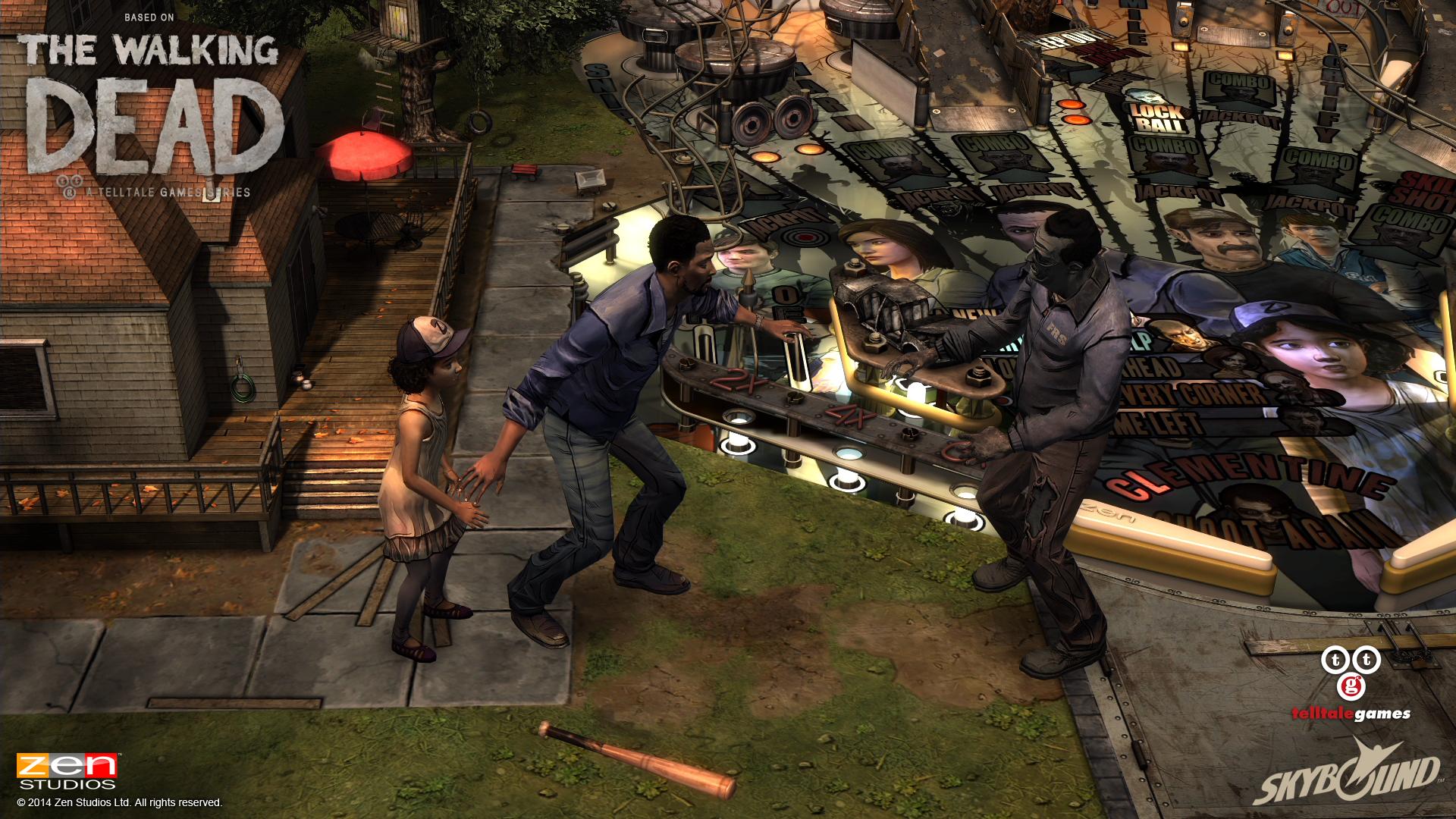 Zen Pinball 2 – The Walking Dead PS Vita 01