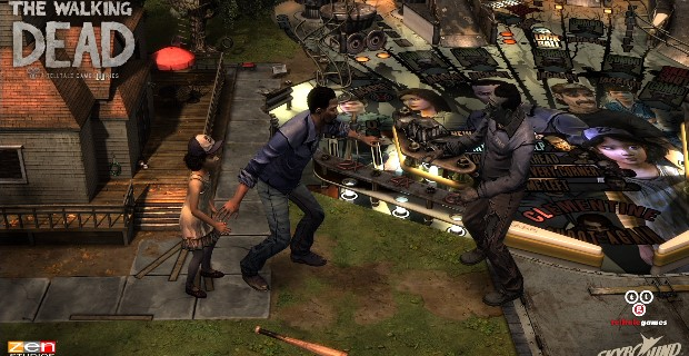 Zen Pinball 2 - The Walking Dead PS Vita