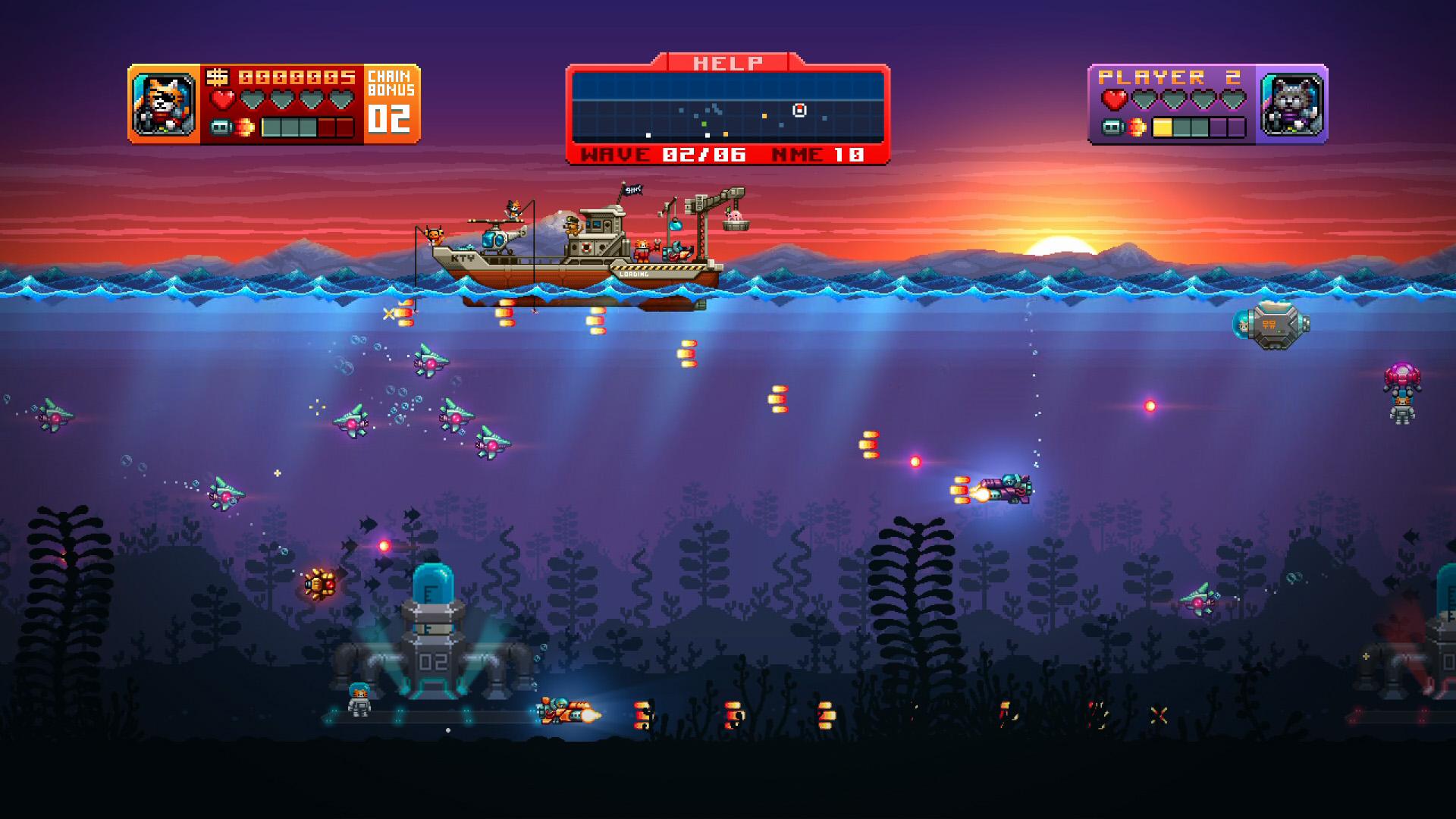 Aqua Kitty Milk Mine Defender DX PS Vita 03