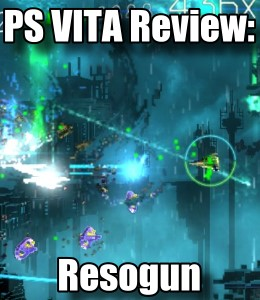 Game Review - Resogun (PS Vita)