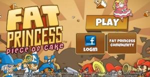 Fat Princess Piece Of Cake PS Vita