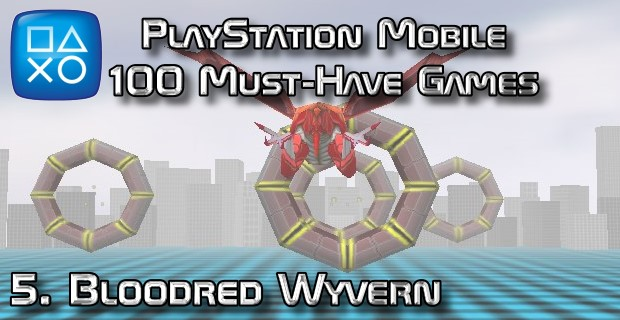 100 Best PlayStation Mobile Games 005 - Bloodred Wyvern