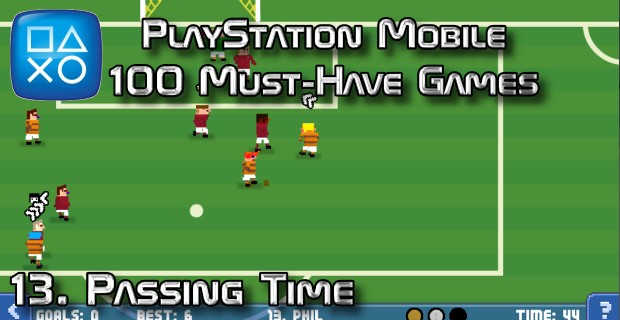 100 Best PlayStation Mobile Games 013 - Passing Time