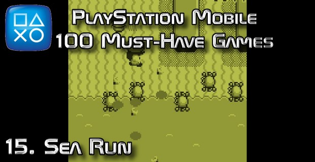 100 Best PlayStation Mobile Games 015 - Sea Run