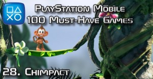100 Best PlayStation Mobile Games 028 - Chimpact