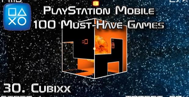 100 Best PlayStation Mobile Games 030 - Cubixx