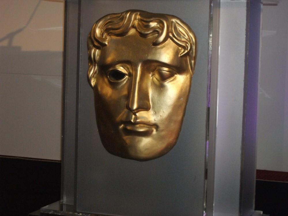 BAFTA Podium