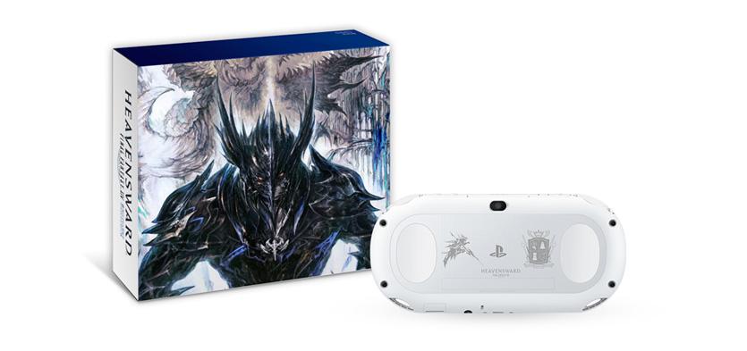 Final Fantasy XIV PS Vita