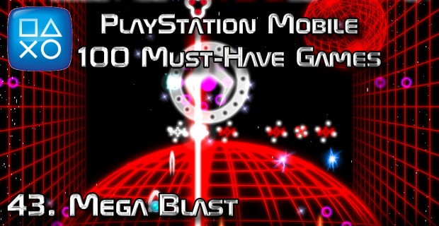 100 Best PlayStation Mobile Games 043 - Mega Blast