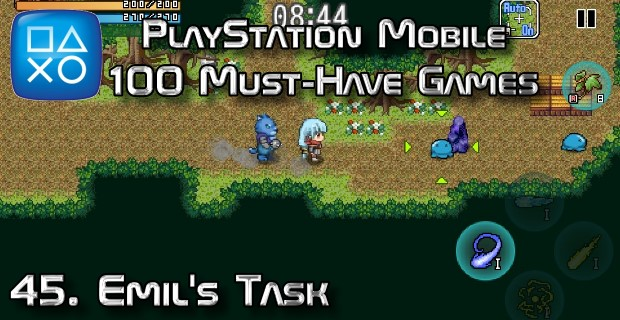 100 Best PlayStation Mobile Games 045 - Emil's Task
